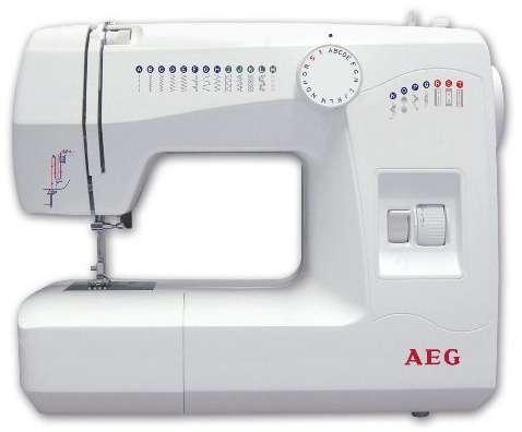AEG 220 Nähmaschine