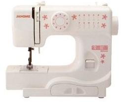 Janome Sew Mini de Luxe Nähmaschine