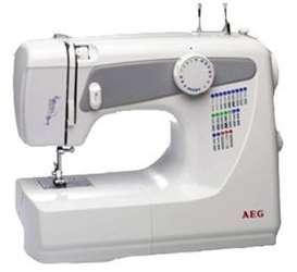 AEG NM 2702 Nähmaschine