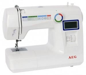 AEG 227 LCD Nähmaschine im Test