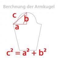 Berechnung der Armkugel
